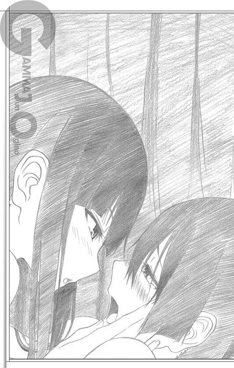 H&M haha see what I did? Cos it's Hikari and Miyuki duh
